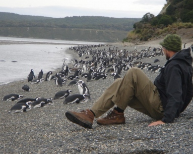 Caminhada Pinguineira