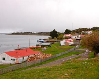 Ilhas Gable e Pinguinera com Estância Harberton