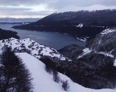Lago Escondido e Centros Invernais
