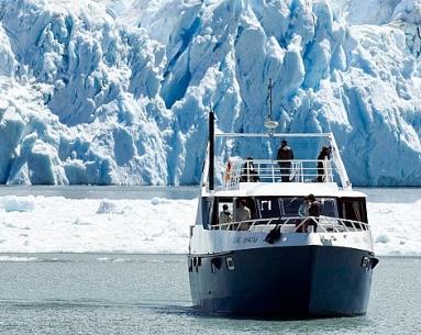 Navegação Glaciares Gourmet - Full Day Experience