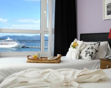 Hotel Cilene del Faro **** Suite Jardín