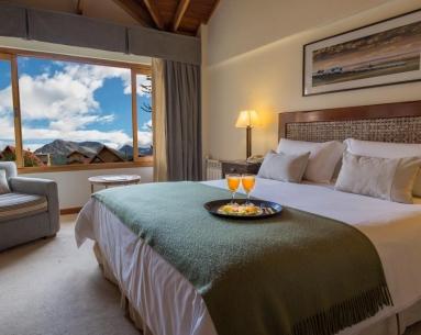 Ski + Loadging in Los Cauquenes Hotel
