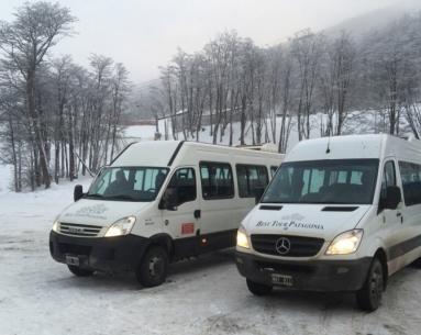 Transfers Cerro Castor